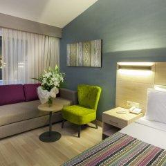 Belek Beach Resort Hotel 5* Стандартный номер с различными типами кроватей фото 3