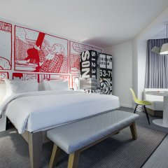 Отель Radisson RED Brussels комната для гостей фото 8