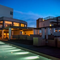Отель Ixian All Suites by Sentido - Adults Only бар у бассейна