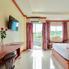 Отель Phaithong Sotel Resort комната для гостей фото 15