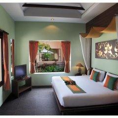 Отель Baan Chaweng Beach Resort & Spa 3* Люкс с видом на пляж с различными типами кроватей