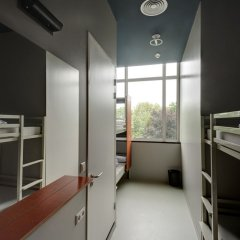 ClinkNOORD - Hostel Амстердам комната для гостей фото 9
