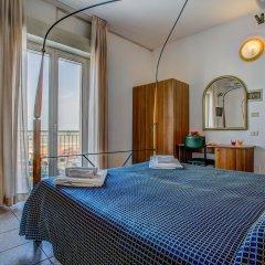 Hotel Nizza 2* Стандартный номер с двуспальной кроватью