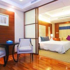 Отель Jasmine City 4* Представительский люкс с разными типами кроватей фото 6