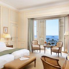 Отель InterContinental Carlton Cannes 5* Номер Делюкс с двуспальной кроватью