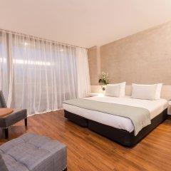 Отель Lux Lisboa Park 4* Номер категории Премиум с различными типами кроватей