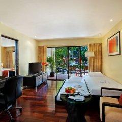 Отель Novotel Phuket Surin Beach Resort 4* Люкс с различными типами кроватей фото 6