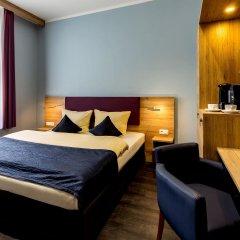 Comfort Hotel Frankfurt Central Station 3* Номер Бизнес с различными типами кроватей