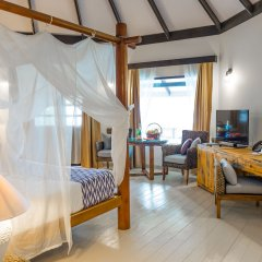 Отель Kihaad Maldives 5* Вилла с различными типами кроватей фото 3