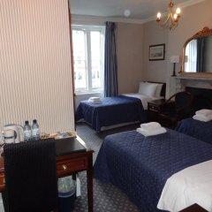 Отель Regency House 3* Стандартный номер с различными типами кроватей