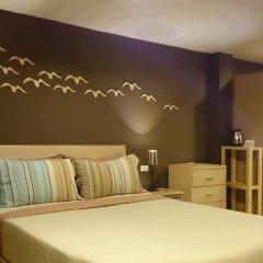 Отель Limburi Hometel Номер Делюкс с различными типами кроватей фото 2