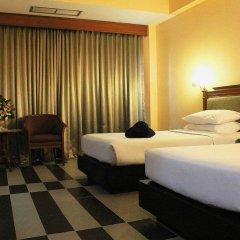 Pattaya Garden Hotel 3* Номер Делюкс с различными типами кроватей фото 5