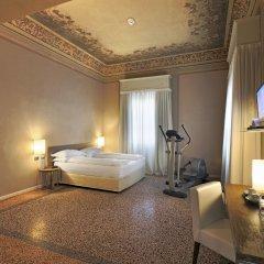 I Portici Hotel Bologna 4* Номер Делюкс с различными типами кроватей