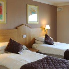 Best Western Widnes Halton Everglades Park Hotel 3* Стандартный номер с различными типами кроватей