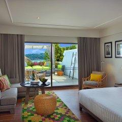 Отель The Nai Harn Phuket 4* Стандартный номер с разными типами кроватей фото 2