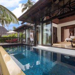 Отель The Vijitt Resort Phuket открытый бассейн