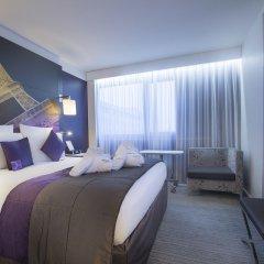 Отель Mercure Paris Centre Tour Eiffel 4* Улучшенный номер с различными типами кроватей