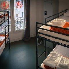 Beautiful City Hostel & Hotel Кровать в общем номере