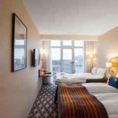 Tivoli Hotel 4* Стандартный номер с разными типами кроватей фото 3