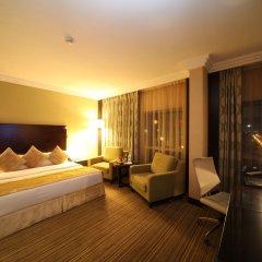 Отель Crowne Plaza Jeddah 5* Стандартный номер с различными типами кроватей