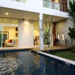Отель Two Villas Holiday Oxygen Style Bangtao Beach комната для гостей фото 6
