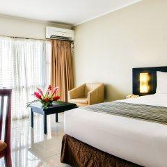 Tanoa Waterfront Hotel 3* Улучшенный номер с различными типами кроватей