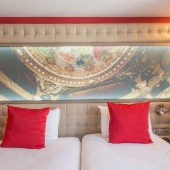 Отель Hôtel Regina Opéra Grands Boulevards комната для гостей фото 10