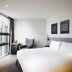 Отель GLAD Gangnam COEX Center 3* Стандартный номер с различными типами кроватей