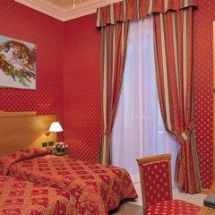 Hotel Contilia 3* Стандартный номер с различными типами кроватей фото 21