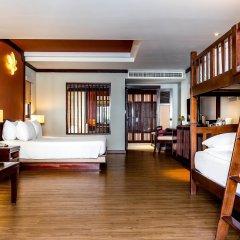 Отель Novotel Samui Resort Chaweng Beach Kandaburi сейф в номере