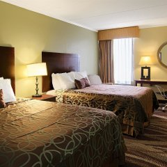 Отель Best Western Gastonia 2* Стандартный номер с 2 отдельными кроватями