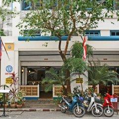 Отель Niku Guesthouse вид на фасад