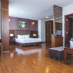 Park View Saigon Hotel 3* Люкс с различными типами кроватей