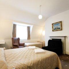 Jesmond Hotel 2* Стандартный номер с различными типами кроватей (общая ванная комната)