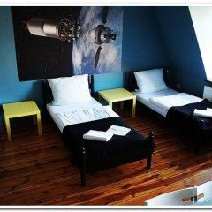 Explorer Hostel Стандартный номер с различными типами кроватей (общая ванная комната)