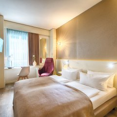 Leonardo Hotel Berlin Mitte 4* Номер Комфорт с двуспальной кроватью