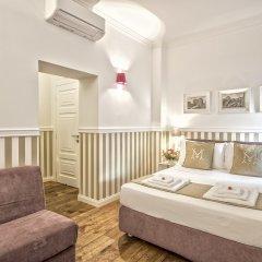 Отель La Maison di Sant'Anna 2* Улучшенный номер с различными типами кроватей