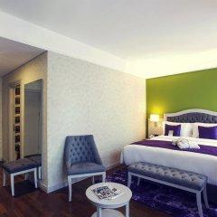 Отель Mercure Tbilisi Old Town Улучшенный номер с различными типами кроватей фото 4