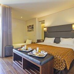 Отель Eurostars Oporto 4* Стандартный номер с различными типами кроватей