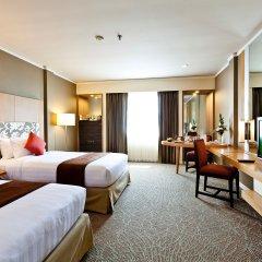 Отель Royal Princess Larn Luang 4* Улучшенный номер с различными типами кроватей