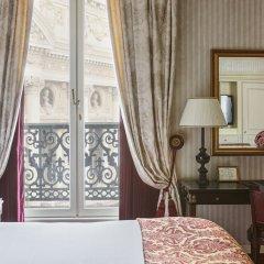 Отель Intercontinental Paris-Le Grand 5* Номер Делюкс