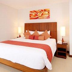 Отель Dewa Phuket Nai Yang Beach 5* Стандартный номер разные типы кроватей