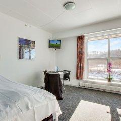 Отель Danhostel Vejle Стандартный номер с двуспальной кроватью