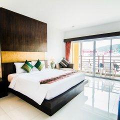 Отель Amata Patong 4* Улучшенный номер с различными типами кроватей фото 2