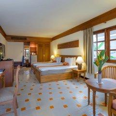 Отель Best Western Premier Bangtao Beach Resort & Spa 4* Улучшенный номер разные типы кроватей фото 4