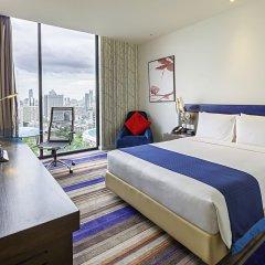 Отель Holiday Inn Express Bangkok Siam 3* Стандартный номер с различными типами кроватей фото 4