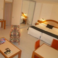 Hotel Sercotel Suite Palacio del Mar 4* Стандартный номер с различными типами кроватей