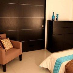 Отель Suites Malecon Cancun детская комната