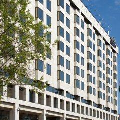 Гостиница Рэдиссон Славянская вид на фасад фото 2