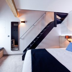 Hotel Neuvice 3* Стандартный семейный номер с двуспальной кроватью фото 2